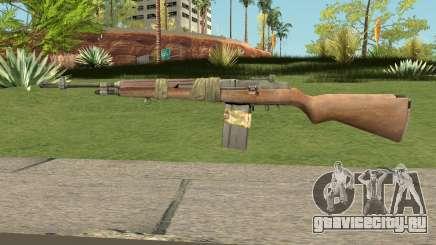 M14 Bad Company 2 Vietnam для GTA San Andreas