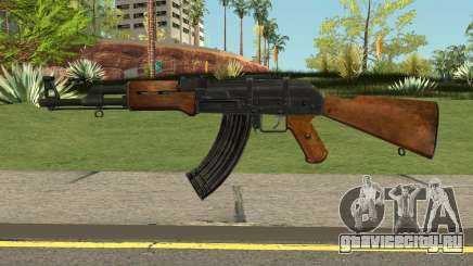 AK-47 (Soldier of Fortune: Payback) для GTA San Andreas