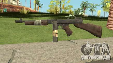 Bad Company 2 Vietnam Thompson M1928 для GTA San Andreas
