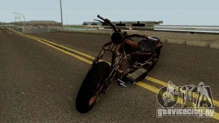 Western Motorcycle Rat Bike GTA V для GTA San Andreas