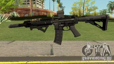 M4 from MOH:W для GTA San Andreas