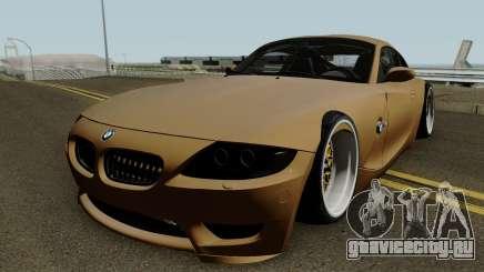 BMW Z4 SlowDesign 2008 для GTA San Andreas