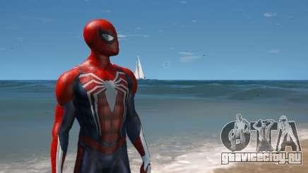 Spiderman PS4 4k 2.0 для GTA 5
