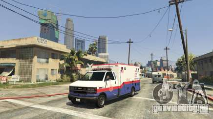 Spawn Emergency Vehicles Menu 0.4 Beta для GTA 5