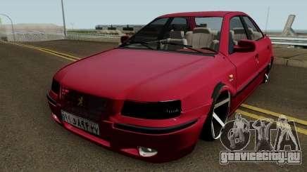 Ikco Samand LX Sport для GTA San Andreas