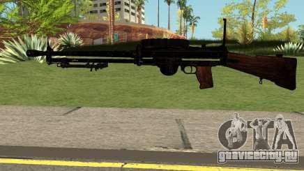 COD-WW2 - Lewis MG для GTA San Andreas