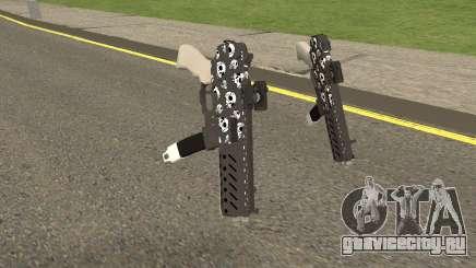 New Tec9 HQ для GTA San Andreas