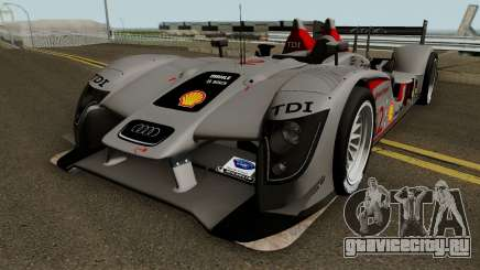 Audi R15 TDI 2009 для GTA San Andreas
