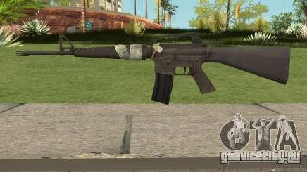 Colt Model 715 Bad Company 2 Vietnam для GTA San Andreas