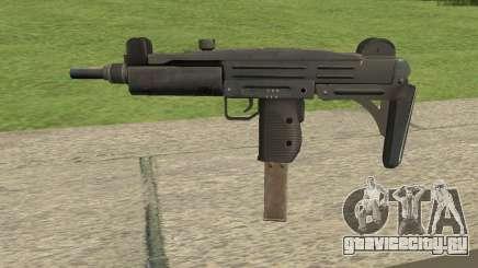 Bad Company 2 Vietnam UZI для GTA San Andreas