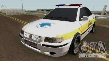 IKCO Samand - Emdad-Khodro для GTA San Andreas