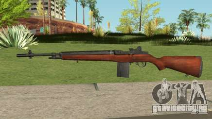 New Rifle HQ для GTA San Andreas