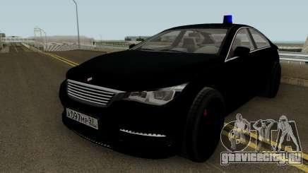 Ubermacht Oracle Russian FSB для GTA San Andreas