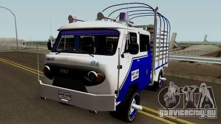 UAZ Fermer Colombiana для GTA San Andreas