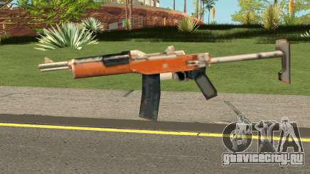 PS2 LCS Beta Ruger для GTA San Andreas
