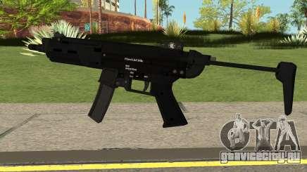 New MP5 HQ для GTA San Andreas