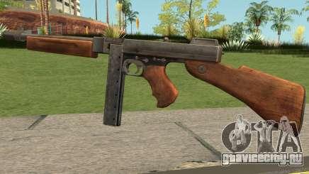 Thompson M1928 SMG для GTA San Andreas