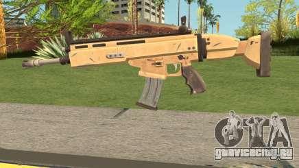 Scar-H from Fortnite Battle Royale для GTA San Andreas