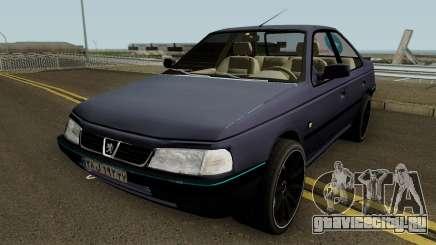 IKCO 405SLX для GTA San Andreas