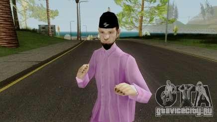 Samp Skin 1 Pijamo (lowpoly) для GTA San Andreas