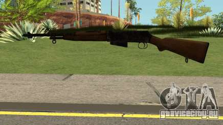 COD-WW2 - Karabin Stock для GTA San Andreas