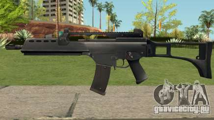 HK-G36KV (Soldier of Fortune: Payback) для GTA San Andreas