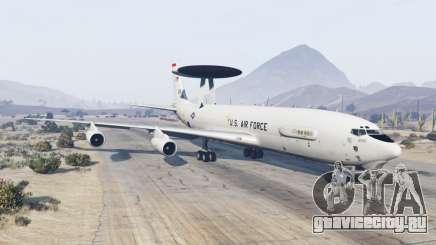 Boeing E-3 Sentry AWACS для GTA 5