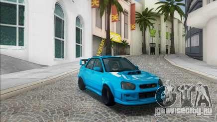 Subaru Impreza WRX STI 2003 LPcars для GTA San Andreas
