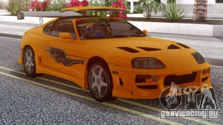 1994 Toyota Supra MK IV Fast Furious для GTA San Andreas