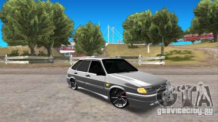 VAZ 2114 Improved Vehicle Features для GTA San Andreas
