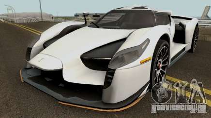 Scuderia Cameron Glickenhaus SCG 003S для GTA San Andreas