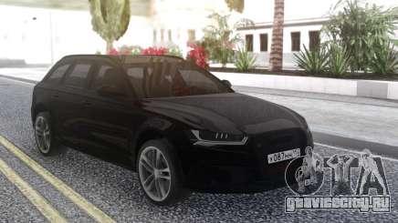 Audi RS 6 Travel для GTA San Andreas