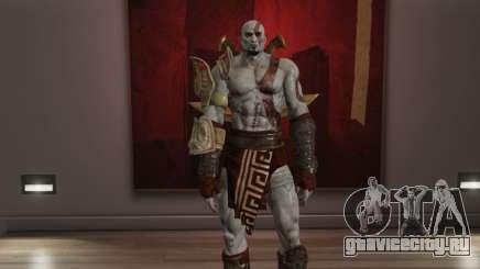 Kratos - God of War III для GTA 5