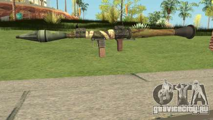 Bad Company 2 Vietnam RPG-7 для GTA San Andreas