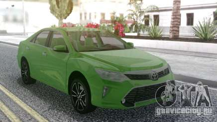 Toyota Camry V55 Exclusive для GTA San Andreas
