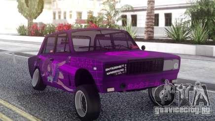 VAZ 2101 Facelift для GTA San Andreas