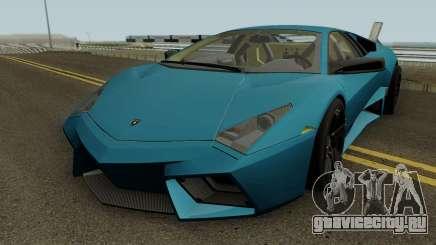Lamborghini Reventon 2007 для GTA San Andreas