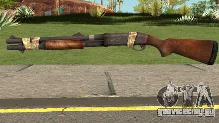 Remington 870 Bad Company 2 Vietnam для GTA San Andreas