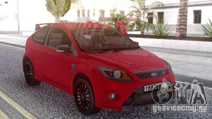 Ford Focus RS Red для GTA San Andreas