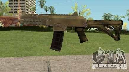 Custom AK Skin для GTA San Andreas