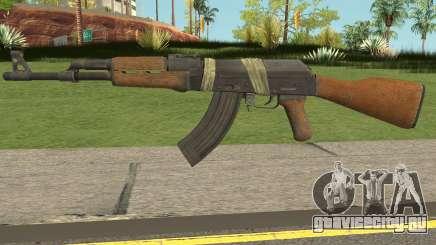 AK-47 Bad Company 2 Vietnam для GTA San Andreas