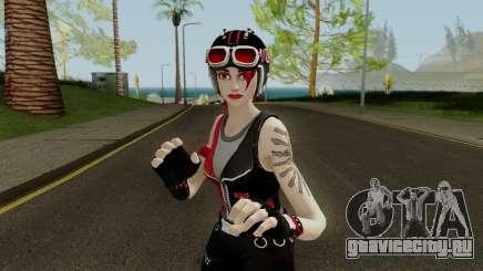 Fortnite Biker Skin - Chopper для GTA San Andreas