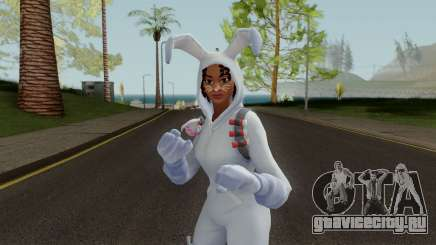 Fortnite Bunny Raider для GTA San Andreas