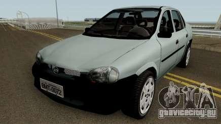 Chevrolet Corsa Sedan Tunable для GTA San Andreas