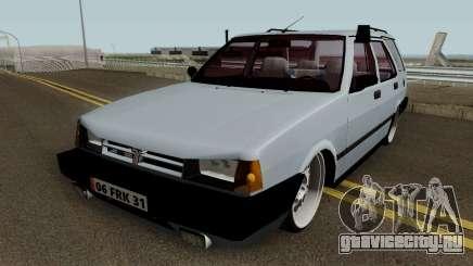 Tofas Kartal SLX MQ для GTA San Andreas