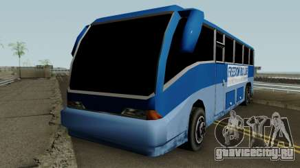 Coach GTA III для GTA San Andreas