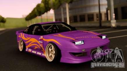Nissan 180SX Sport для GTA San Andreas