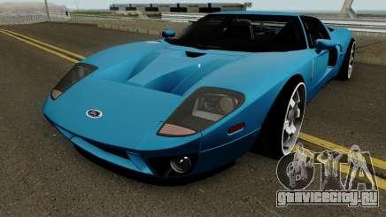 Ford GT 2005 HQ для GTA San Andreas