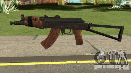 Battle Carnival AKS-74 для GTA San Andreas