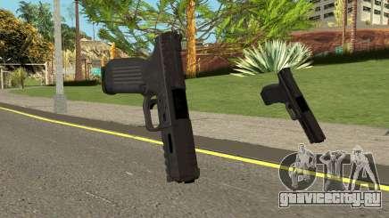 Call of Duty: MWR Pistol (Colt 45) для GTA San Andreas
